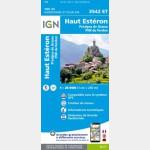 3542ET - Haut-Esteron - Prealpes-de-Grasse - Recto