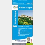 Haute Siagne - 3543ET - Recto