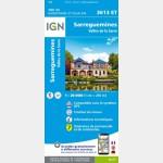 3613ET - Sarreguemines/Vallee de la Sarre (Gps) (Club Vosgien)