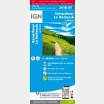 3618OTR Bussang-La-Bresse/Ballon d'Alsace (Club Vosgien) (Résistante) (Carte)