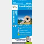 3620ET - Grand Ballon/Cernay/Guebwiller (Club Vosgien)