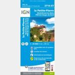 3714ET - La Petite Pierre/Niederbronn-Les-Bains/Pnr des Vosges du Nord (Club Vosgien)