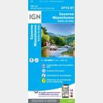 3715ET - Wasselonne/Brumath (Club Vosgien)