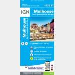 3720ET - Mulhouse/Forêt domaniale de la Hardt (Club Vosgien)