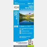 3841OT - Vallee de la Roya / Vallee des Merveilles / PN du Mercantour - Recto