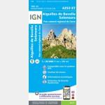 4253ET - Aiguilles-De-Bavella / Solenzara / Pnr de la Corse - Recto