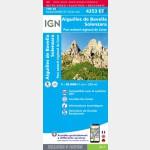 4253ETR - Aiguilles de Bavella / Solenzara / Pnr de Corse (Résistante) - Recto