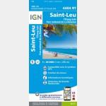 Saint-Leu-L'Etang-Sale - Île de la Reunion (Gps) (Carte)