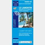 Carte rando Lamentin (Gps) - recto