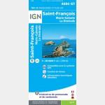 Saint-Francois/Marie-Galante/La Desirade (Gps)