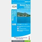 Basse-Terre/La Soufriere/Les Saintes/Pn de la Guadeloupe (Gps)