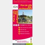 Plan d'Aix-en-Provence - recto