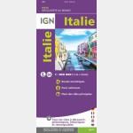 ITALIE (Carte)