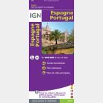 ESPAGNE/PORTUGAL (Carte)