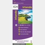 Irlande (Carte)