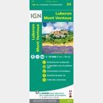 TOP75034 - Luberon - Mont-Ventoux - recto