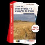 Pack : GR®34 de Topoguides FFRP