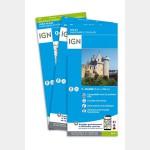 Pack TOP25/SB : GR® 3 (la Loire sauvage à pied) - Partie 3/4 : De Briare à Saumur