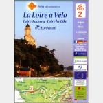 CARTE EUROVELO N°2 (Angers>Blois)
