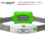 Lampes frontales Led Lenser Série NEO - 5 couleurs