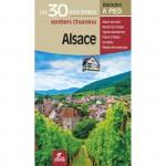 CHAMINA ALSACE - LES 30 PLUS BEAUX SENTIERS (Guide)