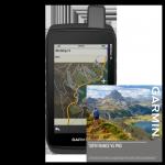 Garmin GPS Montana 700 + Garmin topo france v5 pro