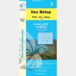 NC5005 - n°5 - Iles Belep (Nouvelle-Calédonie)