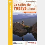 FFR La Vallée de l'Ubaye à pied (P043) Recto