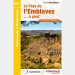 FFR - P433 - Le Pays de l'Emblavez à pied