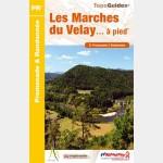 Les Marches du Velay à pied - P43D - Recto
