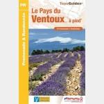 Le Pays du Ventoux à pied - P841 Recto