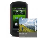 Garmin GPS MONTANA 680 + Cartes Garmin Topo France entière et DOM-TOM v5 Pro (Offre Promotionnelle)