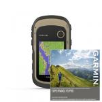 Garmin etrex 32x + Garmin topo 1/4 France V5 Pro