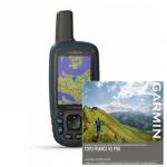 Garmin GPSMAP 64x + Garmin Topo France V5 Pro