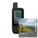 Garmin GPSMAP 66st + Garmin Topo France V5 PRO