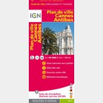 Plan de Cannes Antibes