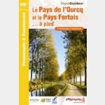Le Pays de l'Ourcq et le Pays Fertois à pied - P771