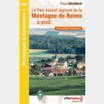 Le Parc Naturel Régional de la Montagne de Reims à pied - PN09