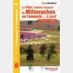 FFR - PN17 - Le Parc Naturel Régional de Millevaches en Limousin à pied