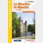 La Meurthe-et-Moselle à pied - D054