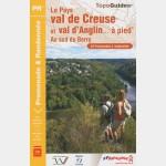 Le Pays val de Creuse et val d'Anglin à pied - P361