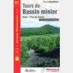 FFR - 5962 - Tours du Bassin Minier Nord - Pas-de-Calais