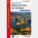 FFR - 1201 - Grand Tour des Monts et Lacs du Lévézou
