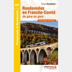 FFR Randonnées en Franche-Comté de gare en gare (RE18)