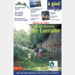 Dans Le Parc Naturel Régional de Lorraine à pied en famille - F010
