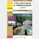 FFR - PN13 - Le Parc Naturel Régional du Gâtinais français à pied