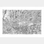 Cartes de Cassini n°75 et 76 - Tarbes / Bagnères - Impression Offset
