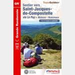 Sentier vers Saint-Jacques-de-Compostelle : Moissac-Roncevaux - 653 - Recto