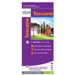 Toscane (Carte)