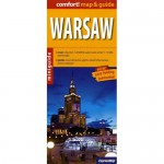 Plan ExpressMap de Varsovie